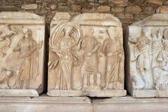 Nysa. Ancient City of Caria. Stock Photo