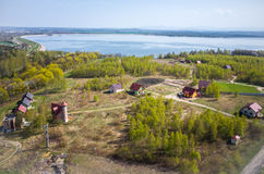 Nysa lake Stock Image
