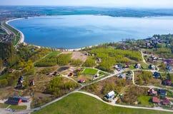 Nysa lake Royalty Free Stock Images
