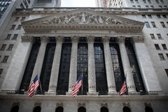 NYSE Lizenzfreie Stockfotografie