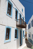 Nysirros island in Greece. Nikeia village Stock Photography