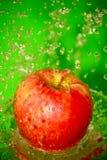 nytt äpple Arkivbilder