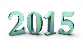 Nytt år 2015 Arkivfoton