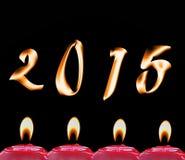 Nytt år 2015 Royaltyfri Foto