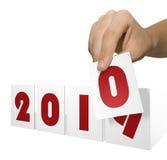 nytt år Arkivfoton