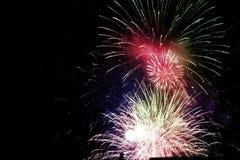 nytt år för abstrakt bakgrund Fotografering för Bildbyråer
