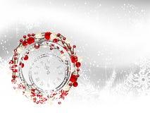 nytt år för bakgrund Royaltyfria Foton
