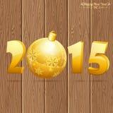 nytt år för bakgrund Arkivfoton