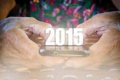 nytt år för begrepp Arkivbilder
