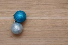nytt år för bollar Fotografering för Bildbyråer