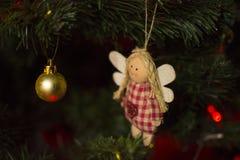nytt år för jul Royaltyfri Fotografi