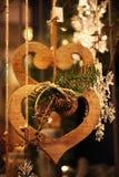nytt år för julgarnering arkivfoton
