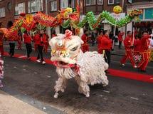 nytt år för kinesisk festival Arkivfoto