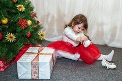 nytt år för mood Royaltyfria Bilder