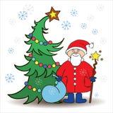 Nytt år jul Royaltyfri Bild