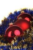 Nytt års spheres Royaltyfria Bilder