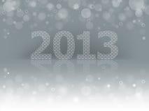 Nytt 2013 år Royaltyfri Fotografi