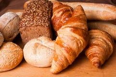 Nytt bageri Arkivfoton