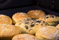 nytt bageri Royaltyfria Bilder