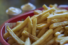 Nytt bakade potatisar Royaltyfria Bilder