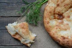 Nytt bakat bröd Fotografering för Bildbyråer