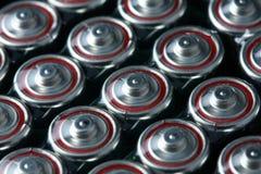 nytt batteri Royaltyfri Fotografi
