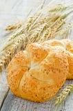 Nytt bröd Arkivfoton