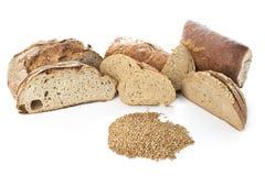 Nytt bröd Arkivbilder