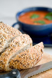nytt bröd Royaltyfri Bild