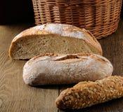 nytt bröd Fotografering för Bildbyråer