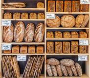 nytt bröd Royaltyfria Foton