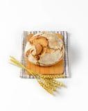 nytt bröd arkivbild