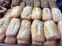 Nytt bröd i Israel Fotografering för Bildbyråer