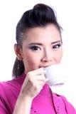 Nytt därför att kaffe Arkivfoto