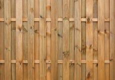 nytt för staket som målas som är trä Arkivbild
