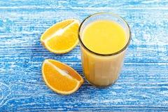 Nytt från apelsiner Royaltyfria Foton