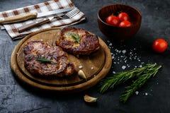 Nytt grillat kött royaltyfri bild