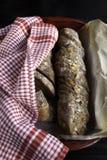 Nytt hemlagat bröd arkivbilder