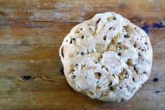 Nytt hemlagat släntrar av bröd Royaltyfri Fotografi