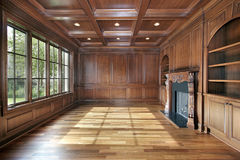 nytt home arkiv för konstruktion Royaltyfri Foto