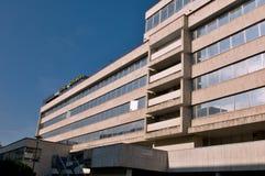 Nytt hotell Slovakien i Zilina Royaltyfri Foto