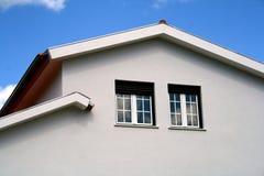 nytt hus arkivfoton