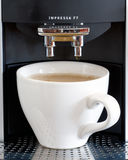 nytt kaffe Arkivfoton