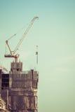 nytt konstruktionshus Royaltyfria Foton