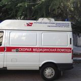 Nytt Krim nödläge royaltyfri fotografi