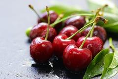 nytt moget för Cherry royaltyfria bilder