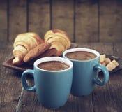 Nytt morgonkaffe Fotografering för Bildbyråer
