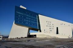 Nytt nationellt museum av historien av Kasakhstan i Astana Royaltyfria Bilder