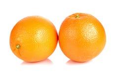 nytt orange moget Royaltyfria Foton