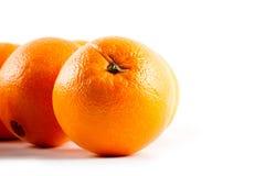 nytt orange moget Royaltyfri Bild